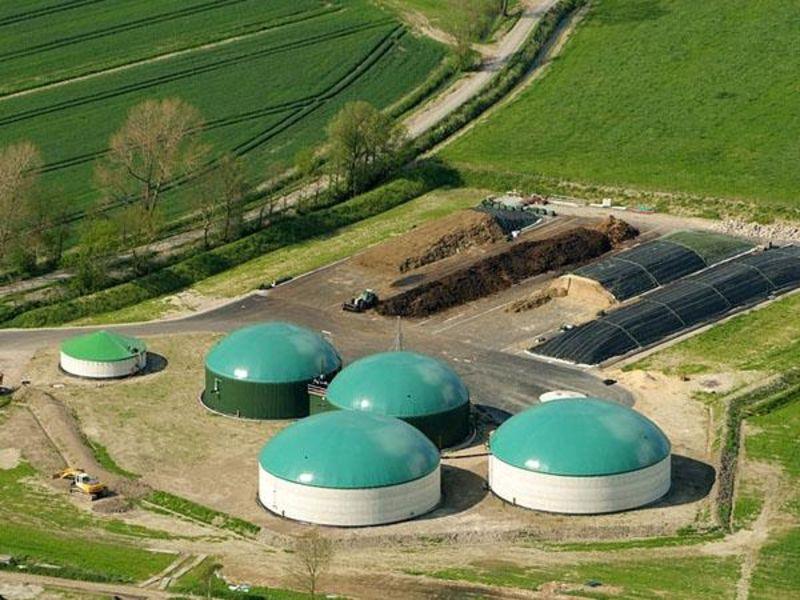 Berühmt Interview: Wie Bakterien Biogas machen - ökoLeo Umwelt- und #RE_54