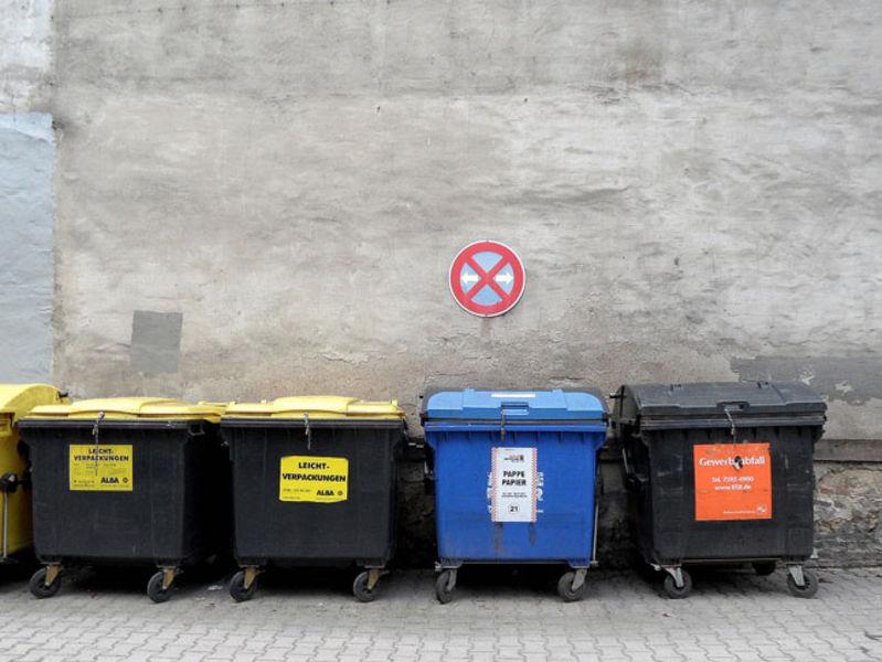 Recycling Schatze Aus Der Mulltonne Okoleo Umwelt Und