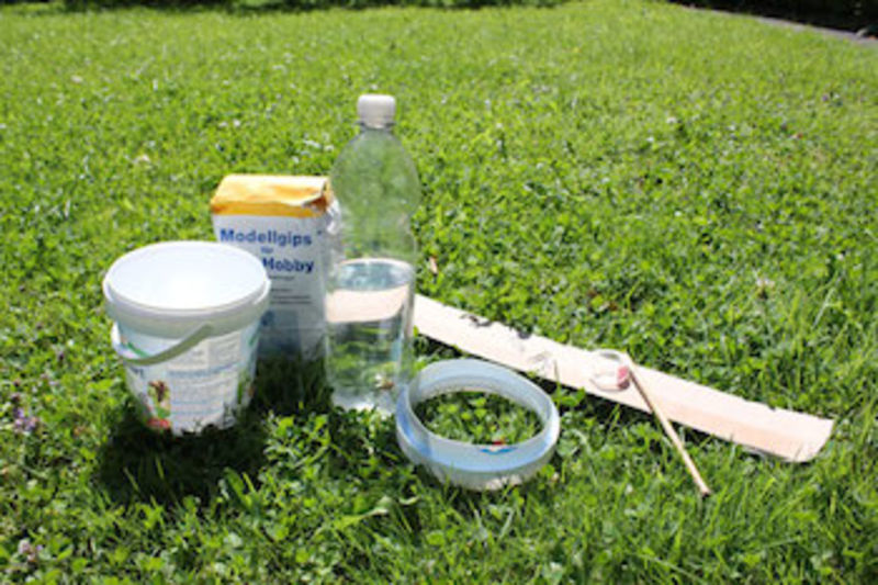 Gipsverbände zum Abnehmen, wo man Wasser kaufen kann