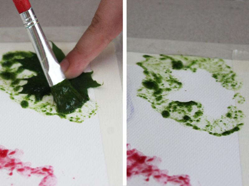Malen mit selbstgemachten Pflanzenfarben - ökoLeo Umwelt- und ...