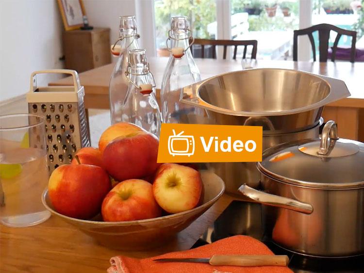 Gemeinsame Video: Apfelsaft selber machen - ökoLeo Umwelt- und Naturschutz @SM_11